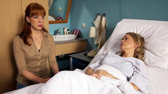 Ute Tessners Gesundheitszustand verschlechtert sich weiter. Eine OP ist unumgänglich, doch Ute bleibt dabei: Sie will sich nicht untersuchen lassen. Als die Ärzte der Klinik ihr klar machen, dass ihr Leben auf dem Spiel steht, vertraut sie Dr. Anne Wieland ihr Geheimnis an.