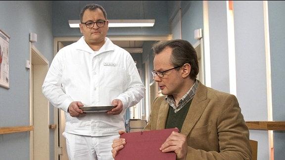 """Szene aus """"In aller Freundschaft"""" Folge 636"""