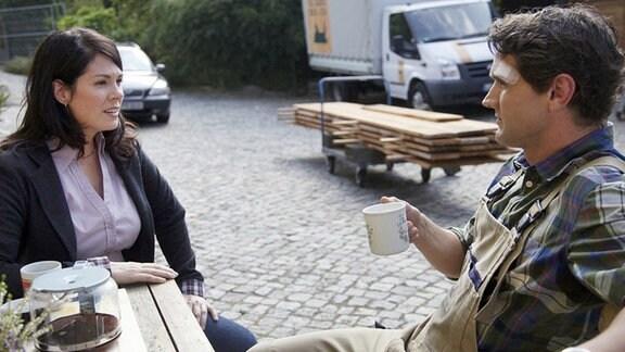 Dr. Elena Eichhorn im Gespräch mit Michael