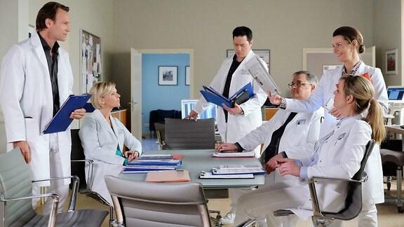 Dr. Martin Stein und Kollegen