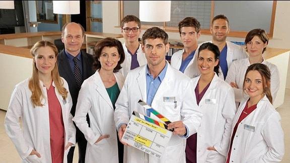 """""""In aller Freundschaft"""" - die jungen Ärzte"""