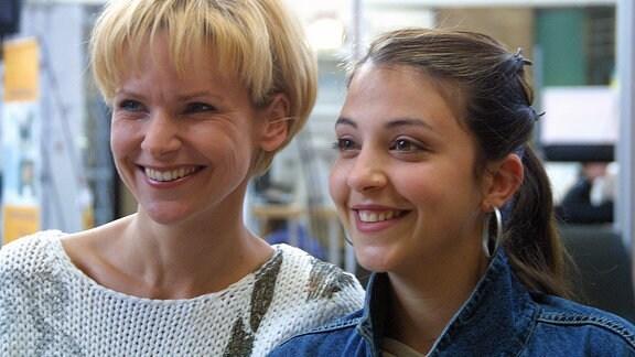 Arzu Bazman, Andrea Kathrin Loewig