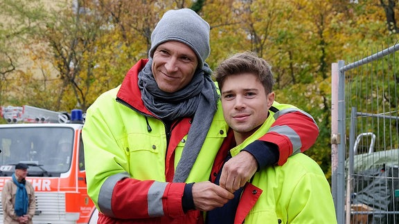Bernhard Bettermann und Jascha Rust