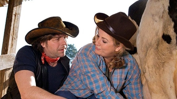 357_Der Cowboy zeigt sich Sarah von seiner romantischen Seite