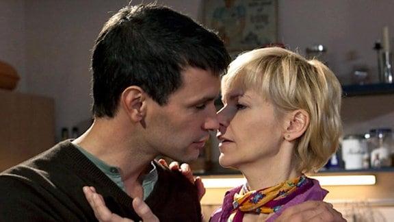 Katrin und Freddy kommen sich unerwartet näher …