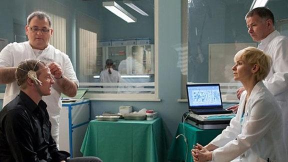 Peter Hanke will die Klinik wieder verlassen.