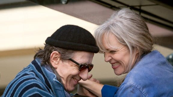 Helga und Norbert sind ein Herz und eine Seele.