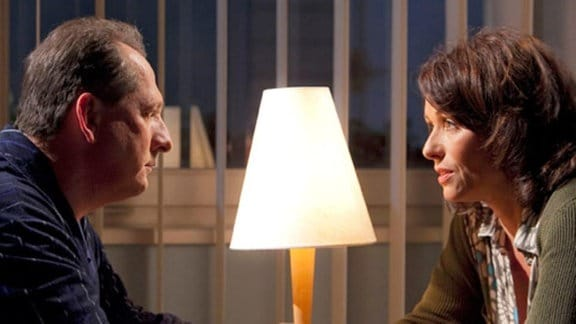 Marlene setzt sich für Klaus' Lebensgefährten Siegfried ein.