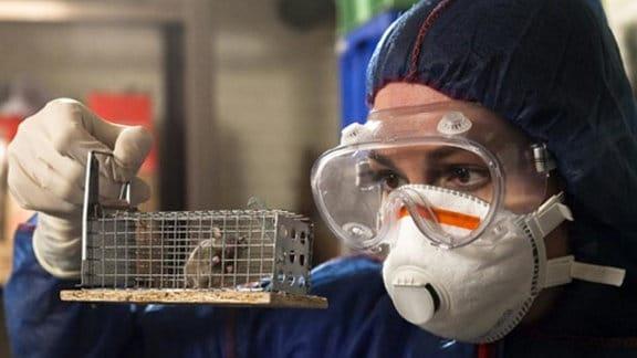 Dr. Elena Eichhorn gelingt es, die Quelle des Virus zu lokalisieren.