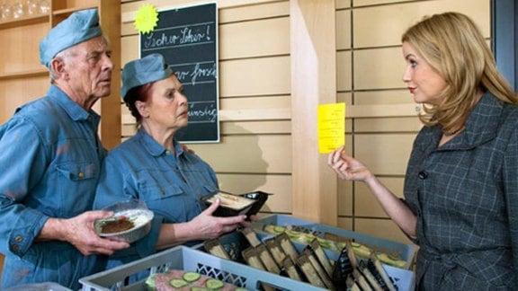 Der Pachtvertrag für die Caféteria ist gefährdet.