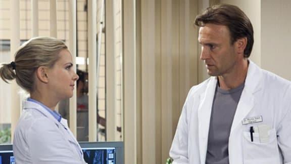 Im OP-Plan entdecken Isabel und Martin einen gemeinsamen freien Tag.