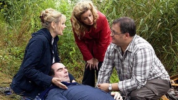 Julius Doberer hat sich schwer verletzt.