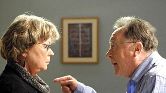 Horst Grabowski und seine Frau Inge haben eine schwierige Ehe.