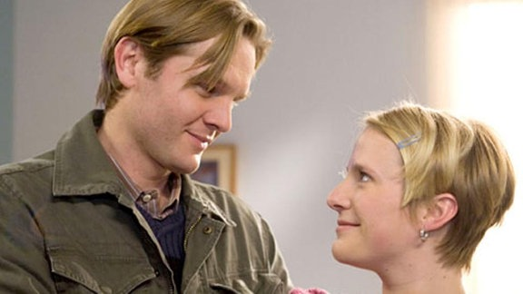 Christina und Mathias finden in der Klinik zusammen.