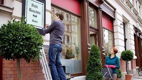 Jakob Heilmanns Restauranteröffnung steht kurz bevor.
