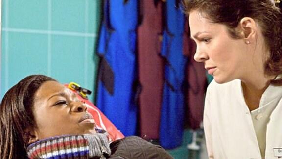Felicitas Ossur ist aufgrund eines Asthmaanfalls vom Pferd gestürzt.