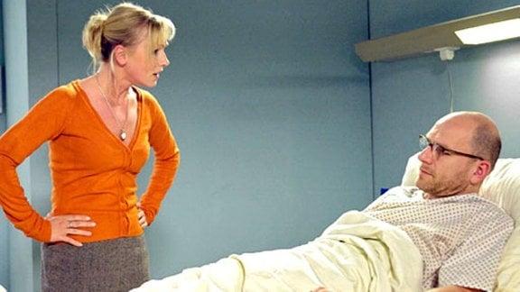 Reinhold Brings hat Angst, seine Frau zu verlieren und gibt sie frei.