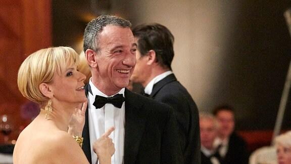 Andrea Kathrin Loewig und Heio von Stetten