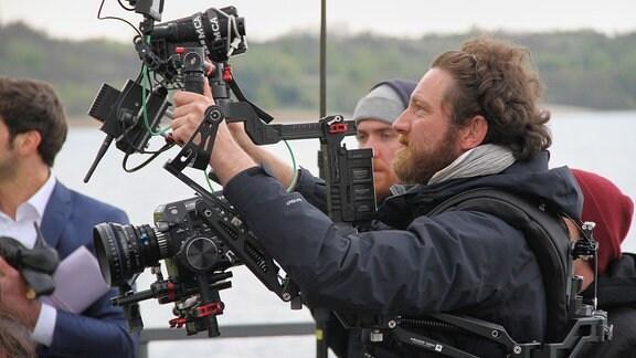 Kameramann Christoph Poppke