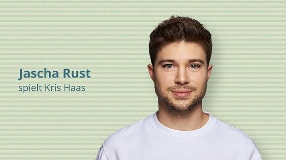 Jascha Rust spielt Kris Haas – Krankenpfleger und Sanitäter
