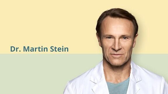 Dr. Martin Stein – Oberarzt und Leiter der Gefäßchirurgie
