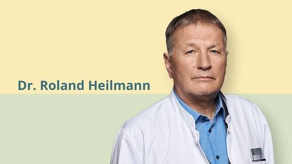 Klinikleiter Dr. Roland Heilmann