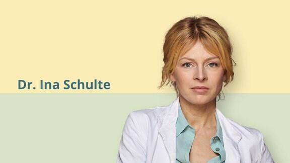 Gynäkologin und Kinderärztin  Dr. Ina Schulte