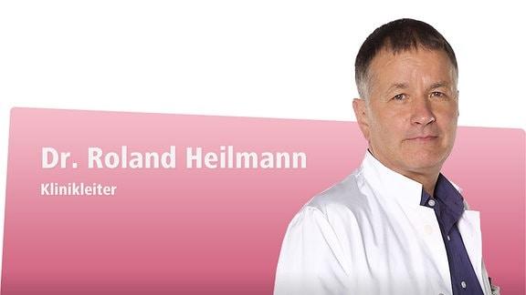 Dr. Roland Heilmann - Klinikleiter