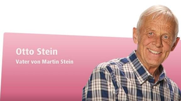 Rolf Becker spielt Otto Stein - Vater von Martin Stein