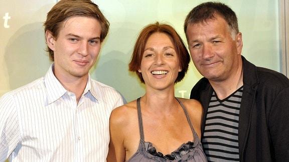 Karsten Kühn, Hendrikje Fitz und Thomas Rühmann