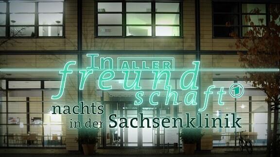 Logo -Nachts in der Sachsenklinik-