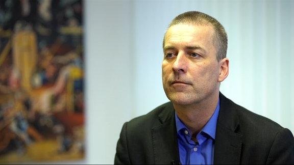Chefarzt der Präventionsambulanz Ansbach, Joachim Nitschke
