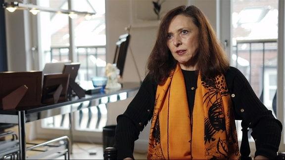 Psychiatrischen Gutachterin Nahlah Saimeh
