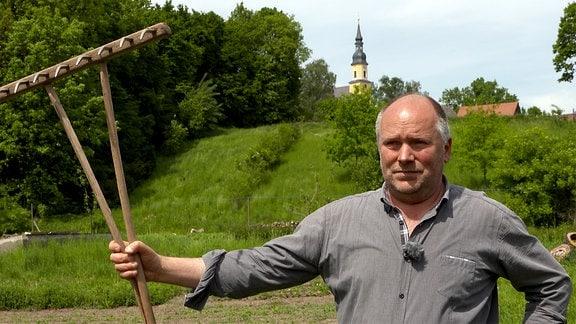 Der ehemalige DDR-Umweltaktivist Michael Beleites