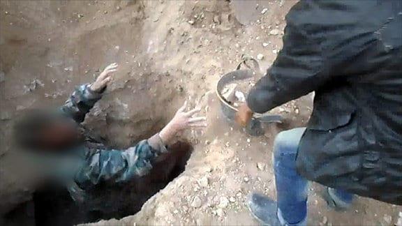 Raubkunst aus Syrien