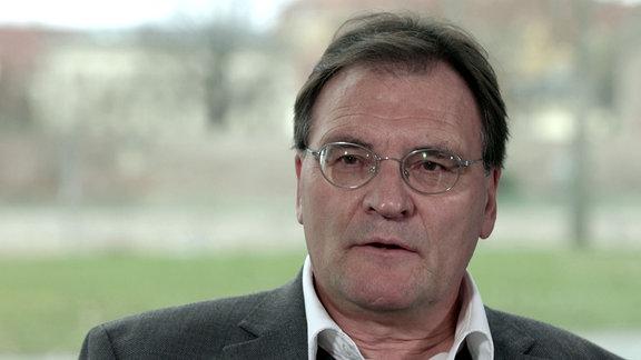 Der Politologe Dr. Thomas Kliche von der Hochschule Magdeburg-Stendal.