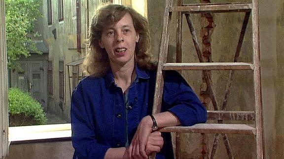 Freitalerin Martina Bräuer 1992