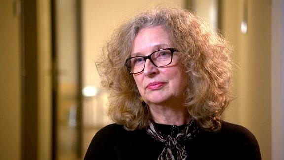 Geschäftsführerin eines Pflegeheims, Ursula Fleischer
