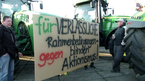 Protest Landwirte