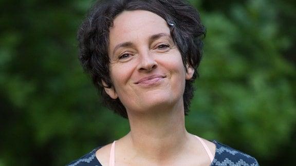 Die freiberufliche Erzählerin Antje Horn im Porträt