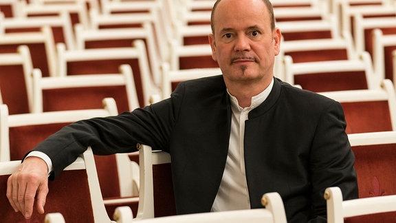 Dirigent Frank Strobel