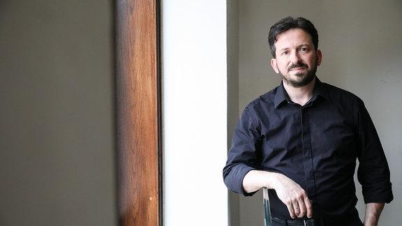 Der Dirigent Gerrit Prießnitz