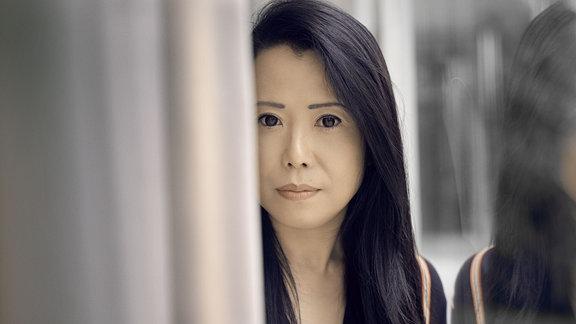 Porträt der Pianistin Maki Namekawa