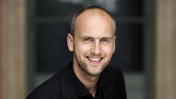 Der Dirigent Peter Dijkstra