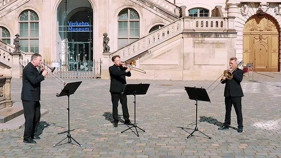 Chor und Posaunen in Sachsen