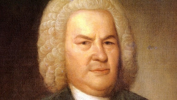 Gemälde von Johann Sebastian Bach
