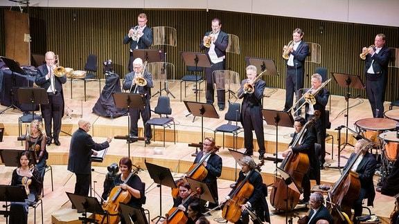 Das MDR-Sinfonieorchester