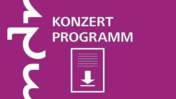 Download-Banner für Programmhefte