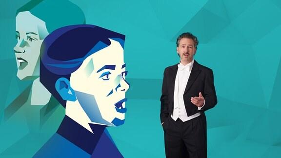 """Grafik zur Reihe """"Familienkonzerte"""", MDR-Konzertsaison 2021/22"""