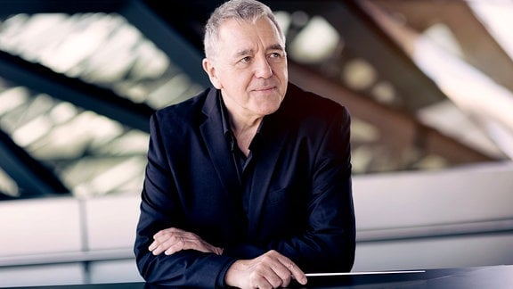 Dirigent Howard Arman im Porträt